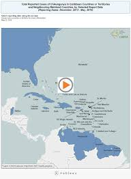 Cayman Islands Map In The World by Chikungunya