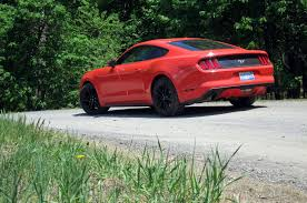 Black And Red Mustang Rims 2015 Ford Mustang Ecoboost Premium New Wheels Old Haunts