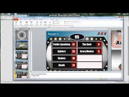 family feud power point template family feud powerpoint game