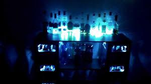 Wohnzimmer Bar Beleuchtet Oettinger Bar Mit Led Beleuchtung Eigenbau Youtube