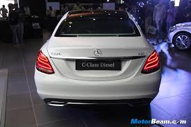 mercedes c class price in india mercedes c class diesel launched in india priced from rs 39 90 lakhs