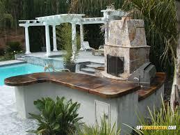 Eldorado Outdoor Fireplace by Sacramento Outdoor Living Spacegpt Construction