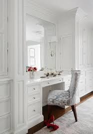 Built In Bathroom Vanity Best 25 Built In Vanity Ideas On Pinterest Dressing Table Stool