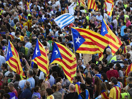 catalonia referendum catalans occupy polling stations to protect
