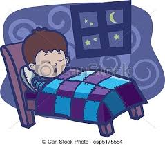 Drawing Of A Bed Sleeping Clipart And Stock Illustrations 39 347 Sleeping Vector