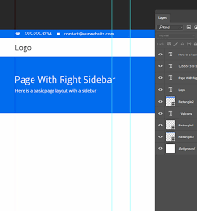 right sidebar free divi photoshop page right sidebar divi den