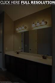 bathroom new bathroom lighting over mirror artistic color decor