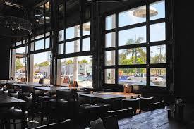 garage glass doors glass garage door san diego glass garage door for restaurants