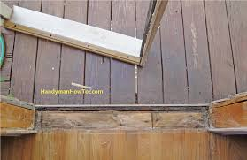 How To Replace Exterior Door Frame How To Replace An Picture Gallery For Website Replacing Exterior