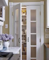 convert wood cabinet doors to glass converting a closet pantry small space living and small spaces
