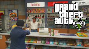gta 5 quick u0026 easy money how to rob stores and gas stations