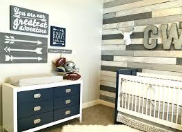 taxidermy home decor baby boy nursery wall decor ideas modern design reveal metallic