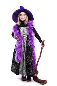 Girls Witch Halloween Costumes Beautiful Cute Witch Halloween Costume Hold
