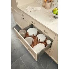 kitchen cabinet drawer peg organizer wood pegs 6 62 h x 24 25 x 21 25 d drawer organizer