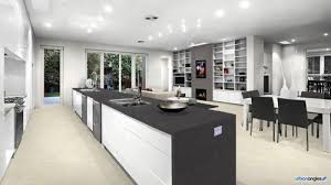 what size should a kitchen be to an island proportioning the kitchen size