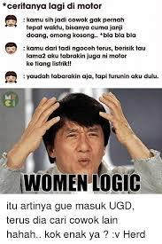 Meme Woman Logic - 25 best memes about women logic women logic memes