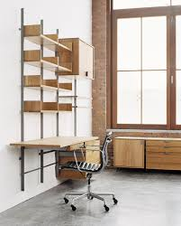 Desk Systems Home Office by As4 Office U2014 Atlas Industries