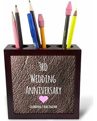 3rd wedding anniversary gift fall is here get this deal on 3drose ph 154430 1 3rd wedding