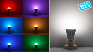 smart led lights 12 led hue light bulb controller the deal