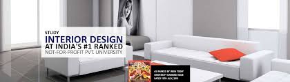 Interior Design Courses In University Design Programmes Offered At Amity University