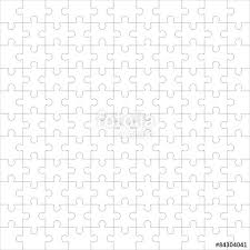jigsaw puzzle blank template 11x11