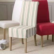 Striped Dining Chair Slipcovers Echo Dining Chair Stringa Stripe Cover Oka