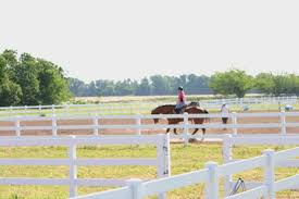 Outdoor Arena Lights by Horse Boarding Facility Bridlewood In Oklahoma City Ok