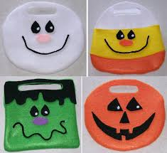 halloween bags to make craft barn creations pdf pattern halloween treat bags