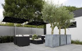 concrete planters 20 ways to large contemporary planters