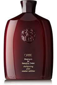 oribe masque for beautiful color oribe shoo for beautiful color 250ml net a porter
