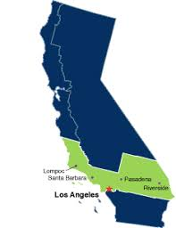 pasadena ca map u s marshals service california