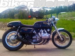 black honda bike custom honda gold wing bobbers choppers and cafe racers bikermetric