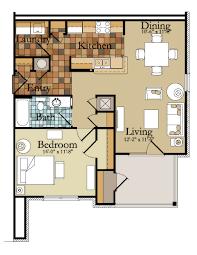small 1 bedroom house plans 1 bedroom floor plans myhousespot com