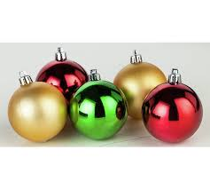 buy pack of 48 holly and ivy christmas decorations at argos co uk