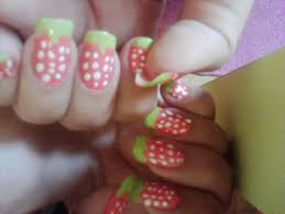 imagenes de uñas decoradas con konad diseño uñas de fresas uñas a mil