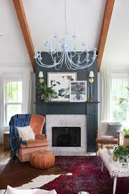 Navy Accent Wall by Best 25 Fireplace Accent Walls Ideas On Pinterest Kitchen