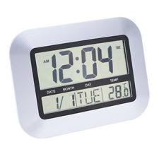 Digital Atomic Desk Clock Skyscan Atomic Wall Desk Clock Electronic 86715 Indoor Temperature