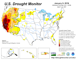 New England On Map Drought Annual 2016 State Of The Climate National Centers