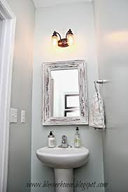 Mason Jar Bathroom Storage by Diy Mason Jar Vanity Light Bless U0027er House