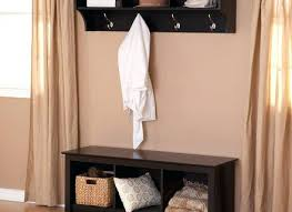 narrow storage bench entryway u2013 techpotter me