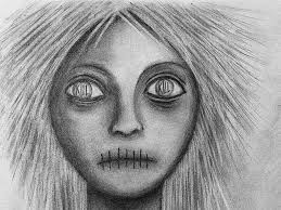 scary halloween drawings step by step u2013 festival collections