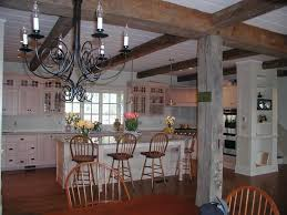 country lighting for kitchen