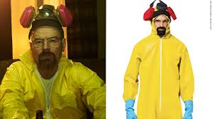 breaking bad costume dress like a for cnn