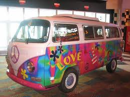 volkswagen van hippie 135 best vans flower power love hippie images on pinterest