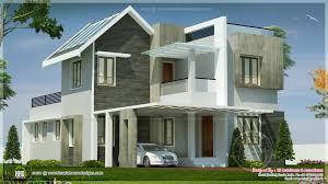 beautiful double storey villa feet kerala home design home