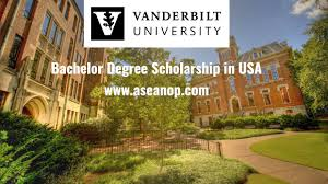 call for applications merit scholarships at vanderbilt