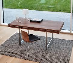 Modern Wooden Desks Refinish A Modern Wood Desk