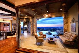 architectures interior lovely awesome beautiful modern glass zbranek holt custom homesaustin luxury home builder walls of glass integrate the indoor and outdoor living home decor