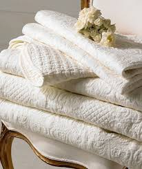 Bedspreads And Coverlets Quilts Havana Embossed 100 Cotton Quilted Pillow Sham Warm Cream
