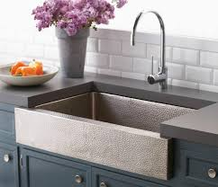 Stainless Steel Farm Sinks For Kitchens Install Some Types Stainless Steel Farmhouse Sinks